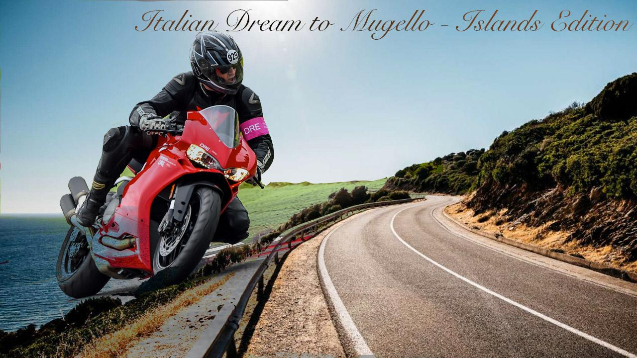Motocyle Tour Photo for Italian Dream to Mugello Islands Edition with Corsica and Sardinia