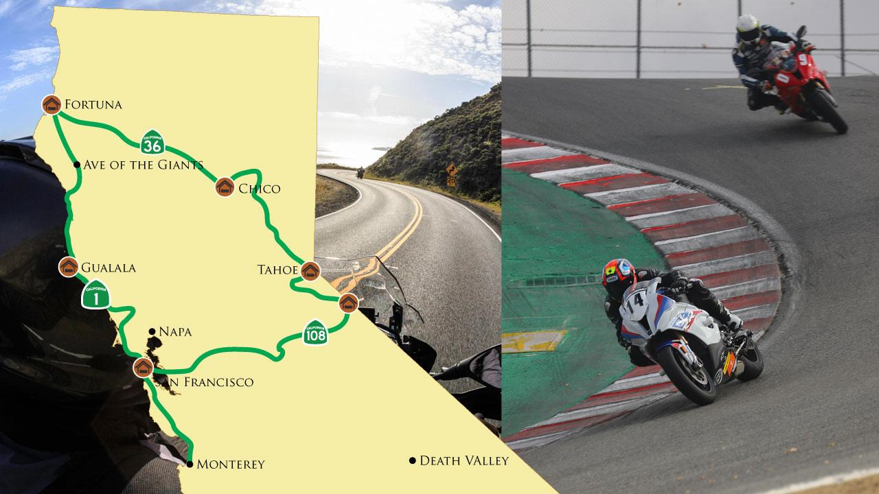 Thumb of California Curves to Laguna Seca with California Superbike School