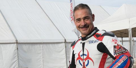 Brad K - Spain