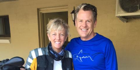 Hugh & Joan - Australia